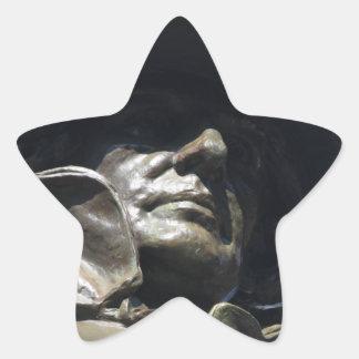 Roger Conant Star Sticker
