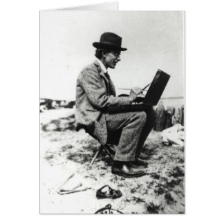 Roger Fry Greeting Card