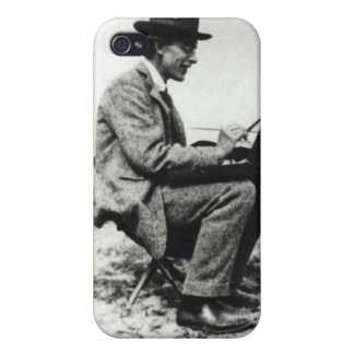 Roger Fry iPhone 4 Cover