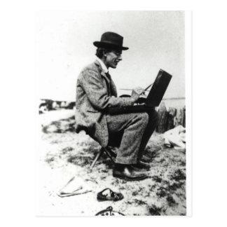 Roger Fry Postcard
