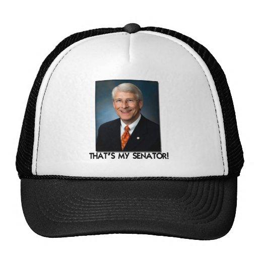 Roger Wicker, That's My Senator! Trucker Hat