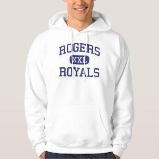 Rogers - Royals - Senior - Rogers Minnesota Hoodie
