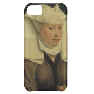 Rogier van der Weyden- Portrait of a Young Woman iPhone 5C Case