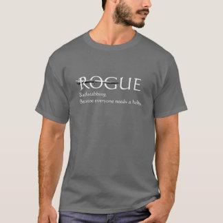Rogue - Backstabbing. T-Shirt