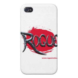 Rogue Logo iPhone Case iPhone 4 Covers