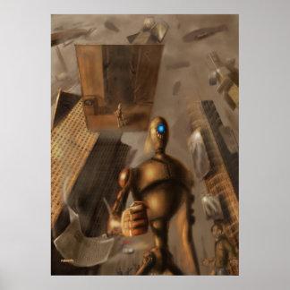 rogue robot poster