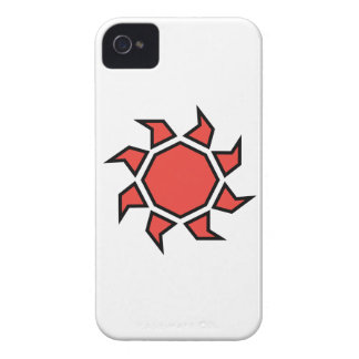Rogue sun iPhone 4 cover