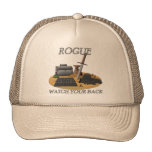 Rogue: Watch Your Back Mesh Hats