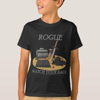 Rogue: Watch Your Back T-Shirt