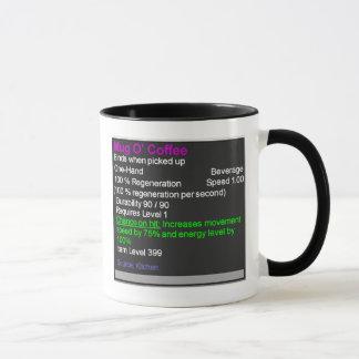 Rogue's Epic Mug O' Coffee