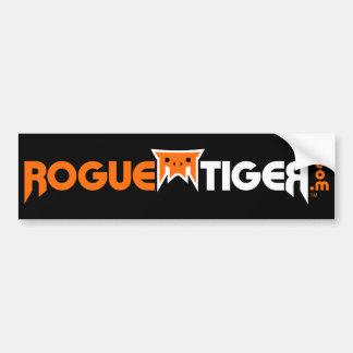 RogueTiger Bumper Sticker