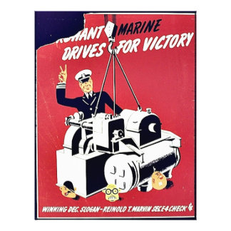 Rohant Marine Drives For Victory 21.5 Cm X 28 Cm Flyer