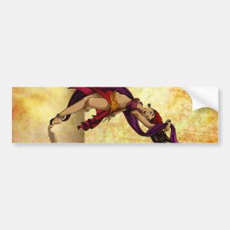 Rohesia Dancer Bumper Sticker