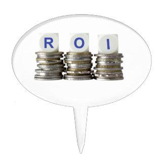 ROI - Return On Investment Cake Picks