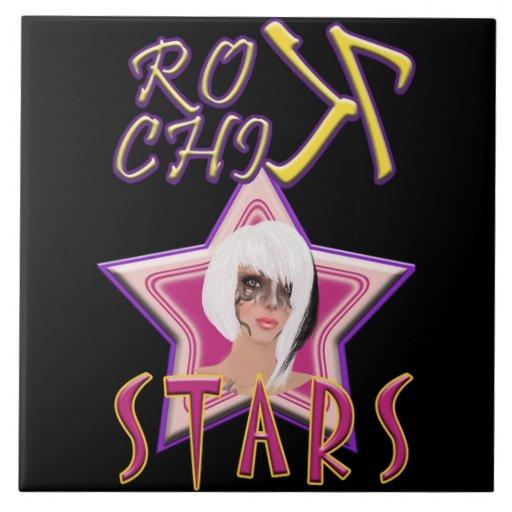 Rok Chik Stars Tile