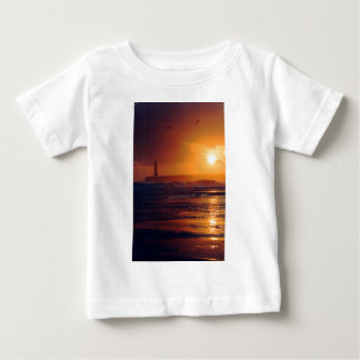 Roker Lighthouse Baby T-Shirt