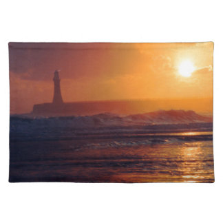Roker Lighthouse Placemat