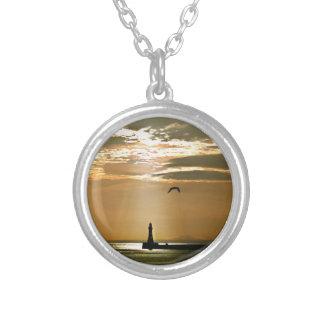 Roker Pier & Lighthouse, Sunderland Custom Necklace