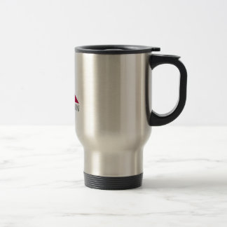 Rokmann Stainless Steel 444 ml Travel/Commuter Mug