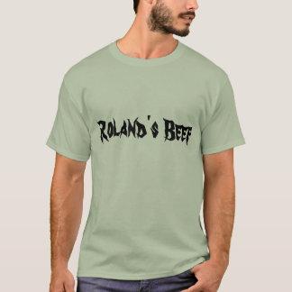 Roland's Beef T-Shirt
