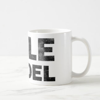 Role Model Basic White Mug