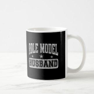 Role Model Husband Basic White Mug