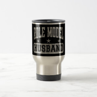 Role Model Husband Stainless Steel Travel Mug
