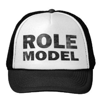 Role Model Mesh Hats