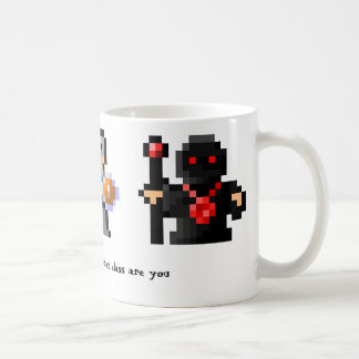 Role playing FTW, Coffee Mug