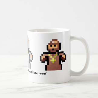 Role playing FTW, Druid, Cleric and Monk Coffee Mug