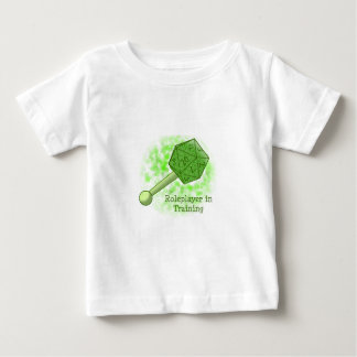 Roleplayer in Training Green Baby T-Shirt