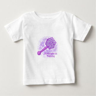 Roleplayer in Training Purple Baby T-Shirt