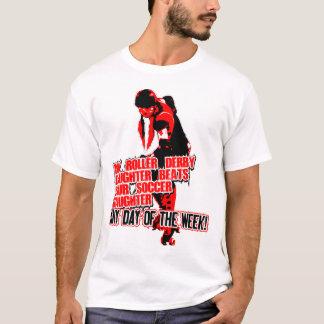 Roler Derby Black T-Shirt