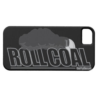 ROLL COAL Phone Case iPhone 5 Covers
