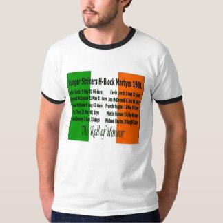 Roll of Honour Tshirt