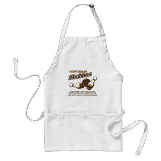 Roll on Shabbos Dude Standard Apron