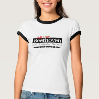 Roll Over Beethoven T Shirt