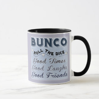 Roll The Dice Bunco Mug