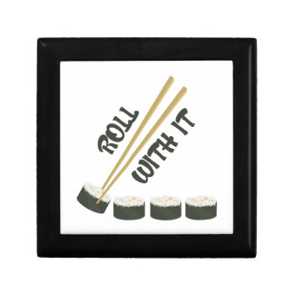 Roll With It Keepsake Boxes