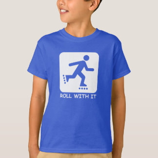 ROLL with IT Graphic TEE