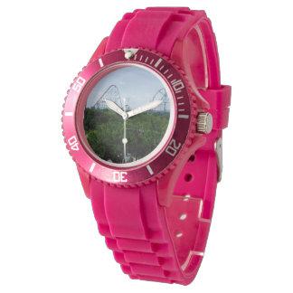 Rollar Pink Wrist Watch