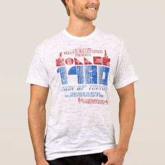Roller 1980 (Classic Distressed Look) T-Shirt