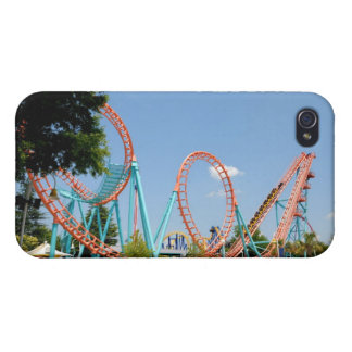 ROLLER COASTER CASES FOR iPhone 4