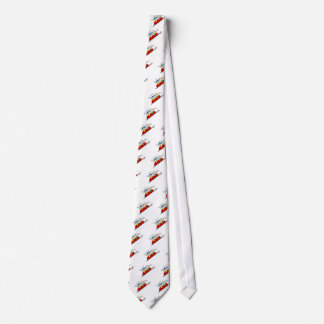Roller Coaster Ride Tshirts and Gifts Tie