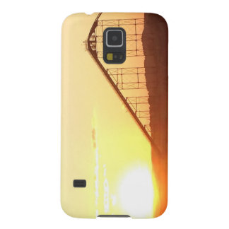 Roller Coaster Sunset Cases For Galaxy S5