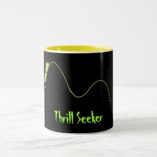 ROLLER COASTER Two-Tone MUG