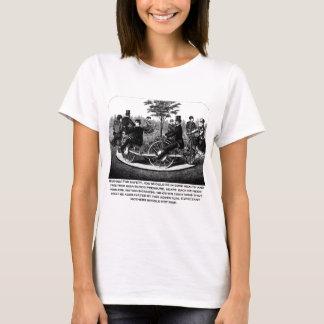 Roller Coaster Warning T-Shirt