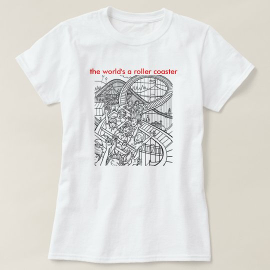 roller coaster world T-Shirt