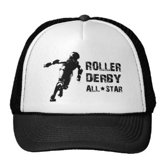 ROLLER DERBY ALL-STAR CAP