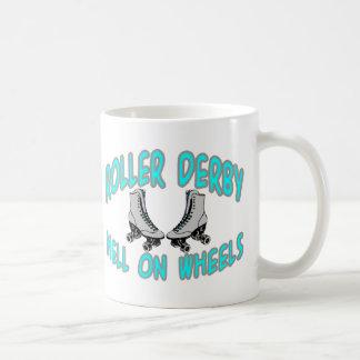 Roller Derby Basic White Mug